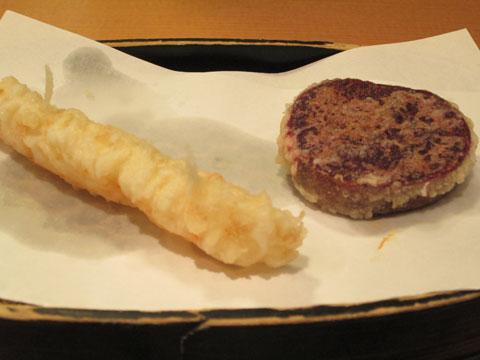 海老(2尾目)&紫芋
