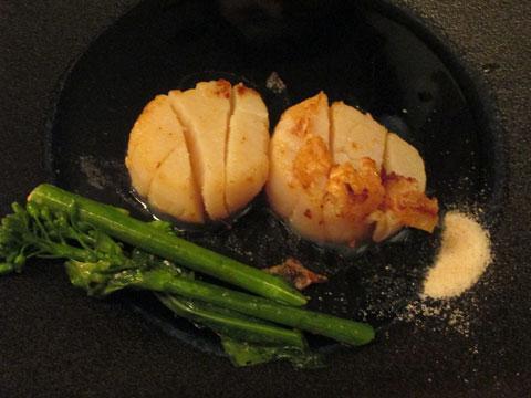シーフードバター焼き