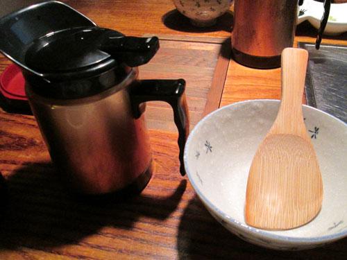 だし&茶碗