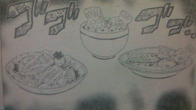 たい焼きご飯