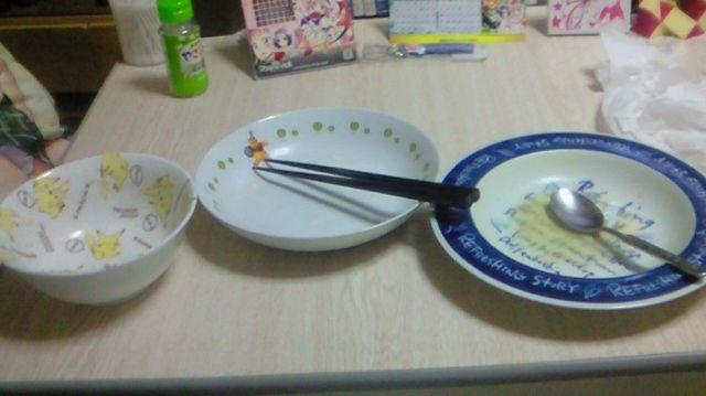 たい焼きご飯リアル完食