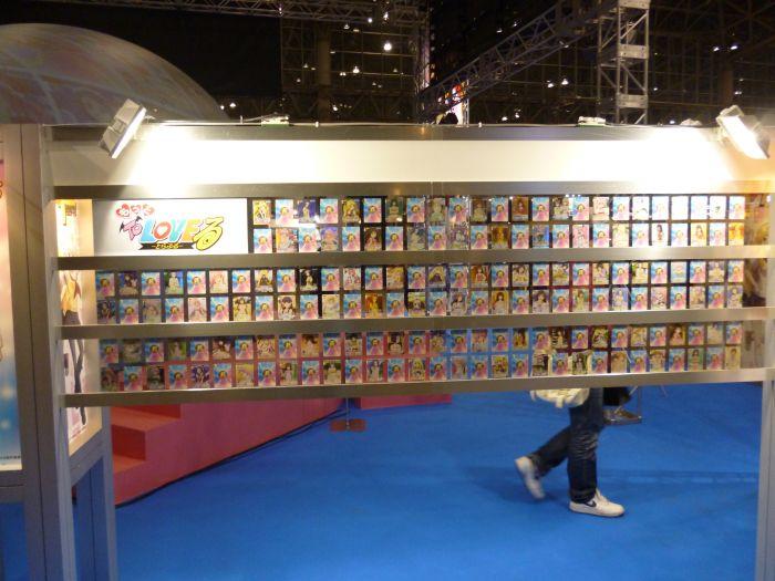 ブシロードカード展示2012-1