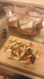 2013Octお味噌と茗荷