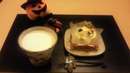 2012Octかぼちゃケーキ