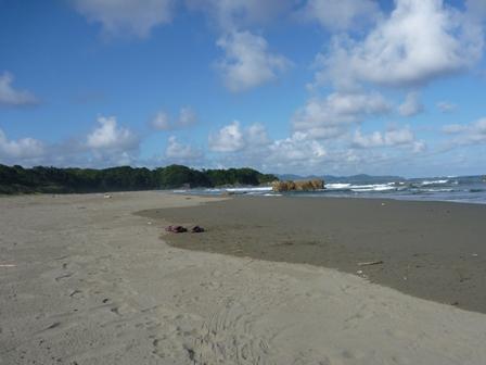 双海ビーチ