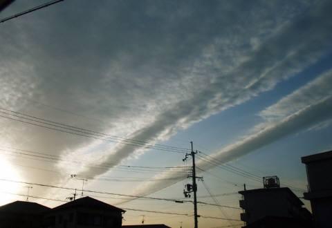 雲がかっこいい-1