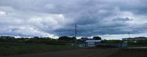 朝の雲-2