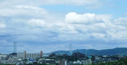 朝の雲-3