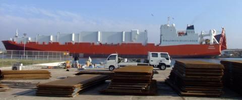貨物船-1