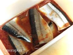 110917秋刀魚の肝焼き-5