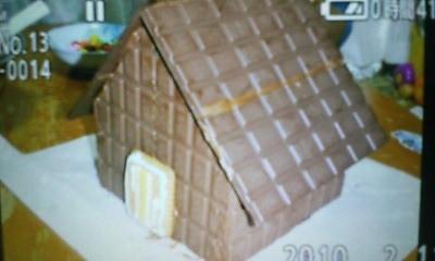 チョコハウス・ドア