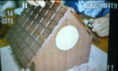 チョコハウス・窓