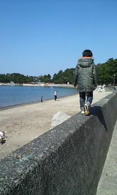 小戸公園・歩道