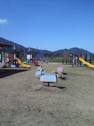旦那さんの会社の近くの公園
