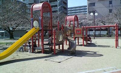 山王公園2010春①