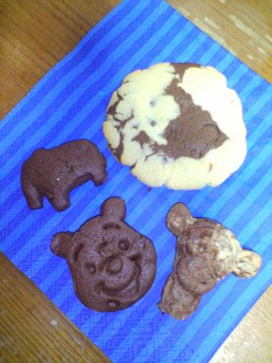 手作りクッキー2010春