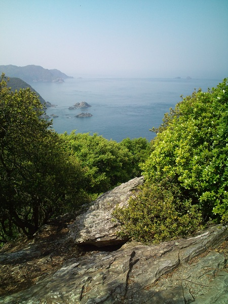 鶴見崎灯台2