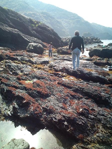 カジヨセの海岸3