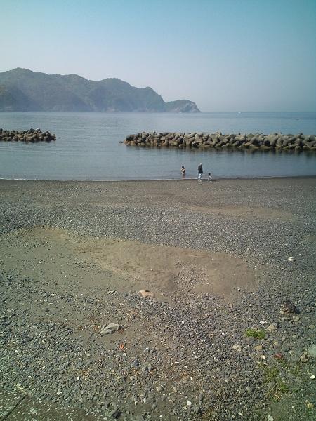 カジヨセの海岸4