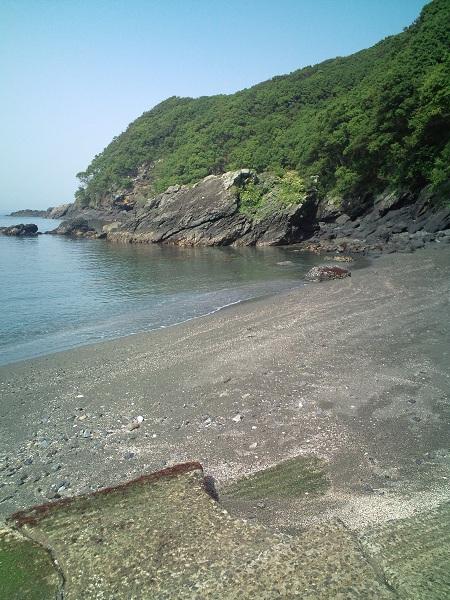カジヨセの海岸1