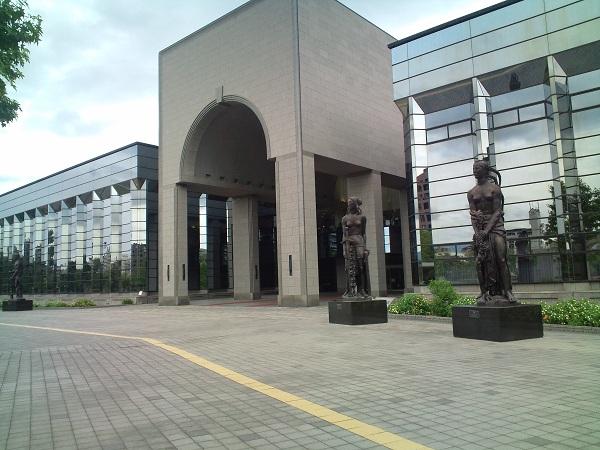 福岡市博物館①