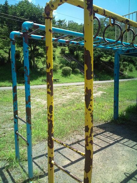 甘木の公園?
