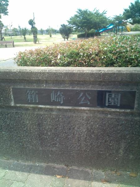 箱崎公園①