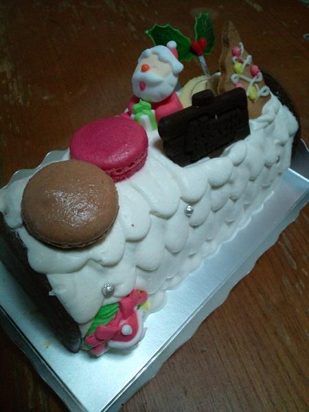 2010・クリスマスケーキ