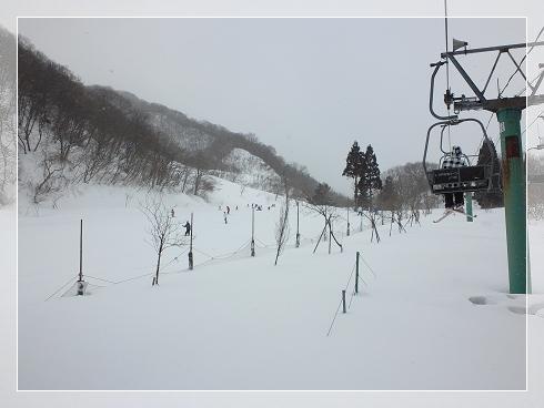 揖斐高原スキー場♪