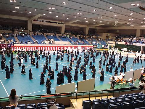 警察少年剣道大会2013