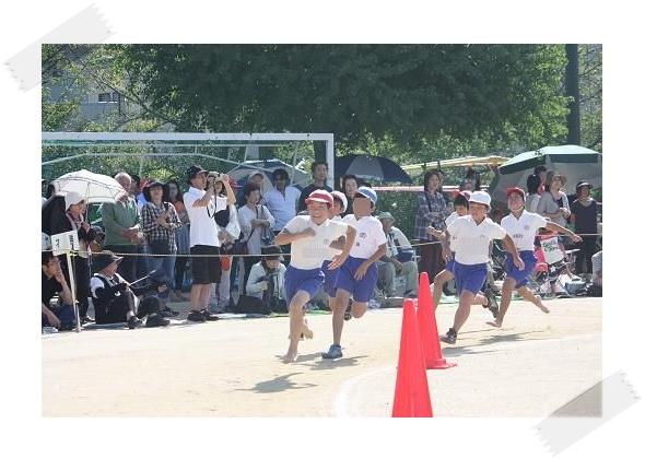 徒競走2013