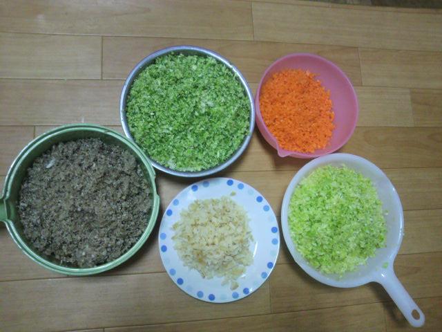 ム・ピ 野菜