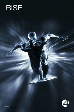 Fantastic Four:Rise of the Silver Surfer