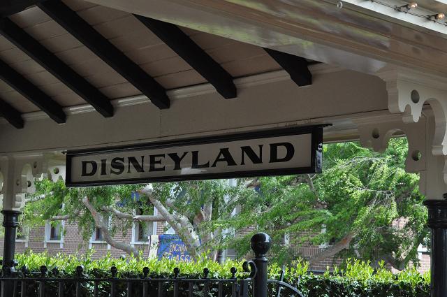 ディズニー入り口