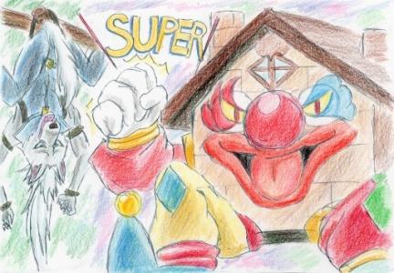 SUPERアカンベェ!!(ブログ用)