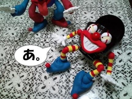 アカンベェ_青っ鼻_製作過程_031