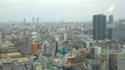 010 通天閣からの景色
