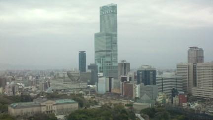 011 通天閣からの景色