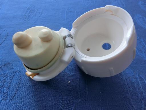 水筒の中栓