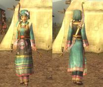 西方民族衣装