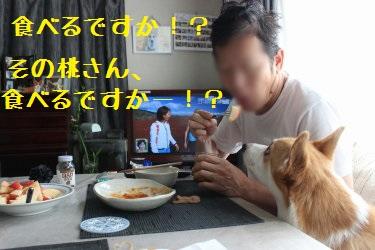 食べてるですか!