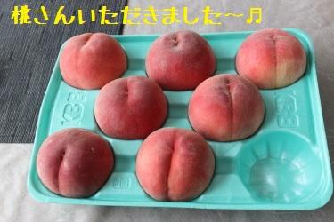 桃たくさん♡