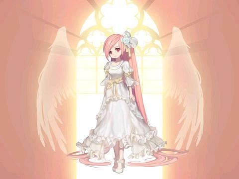 天使の人形完成!
