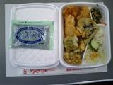 とり天ぷら弁当