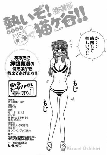 熱いぞ!猫ヶ谷1巻表紙04