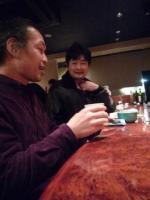 g村山義光氏とYabさん(お弟子さん)