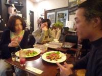 【マーシーオーガモン】のキーマカレー700円を食べる