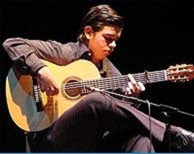 フラメンコギタリスト Javier Conde