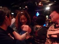 みほけちゃん、小柳淳子さん、ゴンちゃん。お疲れ様でした!