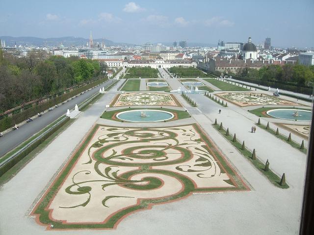 ベルヴェデーレ宮殿2